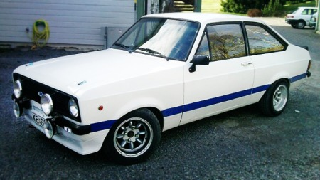 Ford Escort MKII