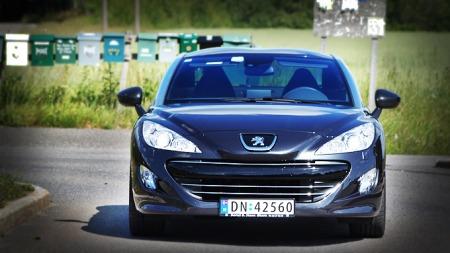 Peugeot RCZ 4