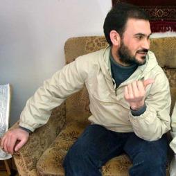 SIKTET: Den tredje siktede i terrorsaken er den 37 år gamle irakiske kurderen Shawan Sadek Saeed Bujak. Han ble pågrepet i den nordtyske byen Duisburg hvor han oppholdt seg sammen med familien.  (Foto: Firda)