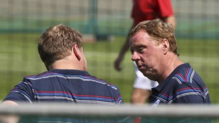 TROR PÅ GULL: Spurs-manager Harry Redknapp. (Foto: AWD/DSDD/ZOB/ZDF/wenn.com)
