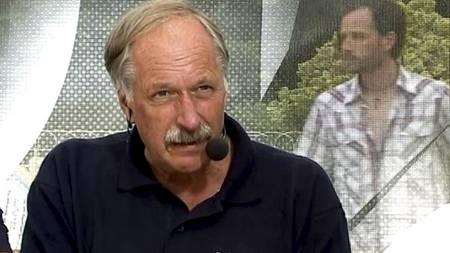 Sykkelekspert, Johan Kaggestad, tror Hushovd får en fin vår i sitt nye lag Garmin-Cervelo. (Foto: TV 2/)