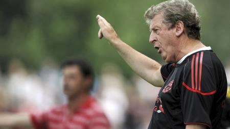 LEDET LIVERPOOL: Roy Hodgson. (Foto: SIGI TISCHLER/Ap)