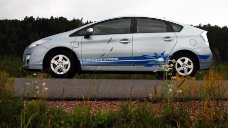 Påtagelig dråpeform for minst mulig luftmotstand (Foto: Benny Christensen)