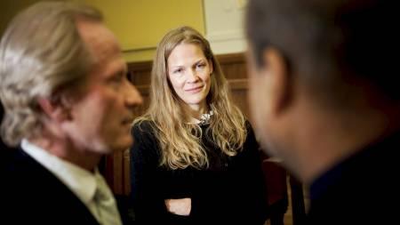 Forfatter og journalist Åsne Seierstad er i Oslo tingrett dømt til å betale 120.000 kroner i oppreisning til kona til bokhandleren i Kabul, Suraia Rais, for å ha krenket privatlivets fred. (Arkivfoto). (Foto: Meek, Tore/Scanpix)