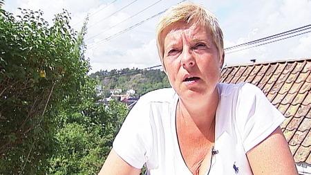REAGERER: ¿ Det er jo en uholdbar situasjon ute i kommunehelsetjenesten, mener  Lisbeth Normann, leder i Norsk Sykepleierforbund. (Foto: Eirik Friestad/Tommy Maczim )