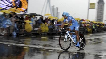 Tour de france (Foto: LIONEL BONAVENTURE/Afp)