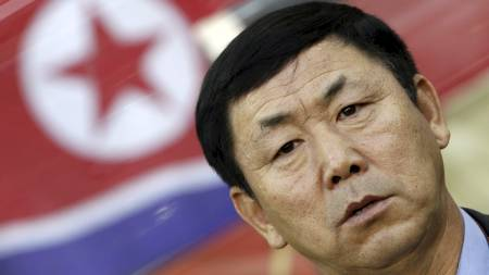 Kim Jong Hun (Foto: Luca Bruno/Ap)