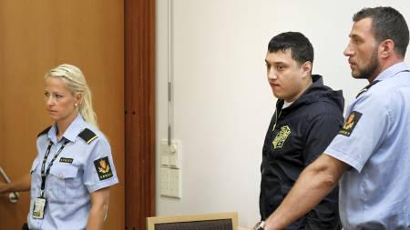 MEDHOLD: Høyesterett avgjorde mandag at argumentene for å holde David Jakobsen (31)  fullstendig isolert i fengselet, bør prøves på nytt i retten.  (Foto: Aas, Erlend/SCANPIX)