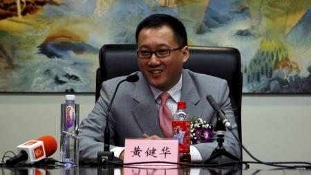 Kenny Huang (Foto: Ng Han Guan/AP)