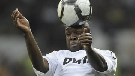 Lassana Diarra (Foto: DOMINIQUE FAGET/AFP)