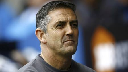 Owen Coyle (Foto: Barry Coombs/Pa Photos)