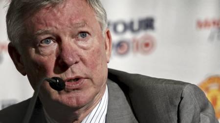 Sir Alex Ferguson (Foto: BEBETO MATTHEWS/Ap)
