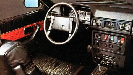 Volvo-262C-interiør