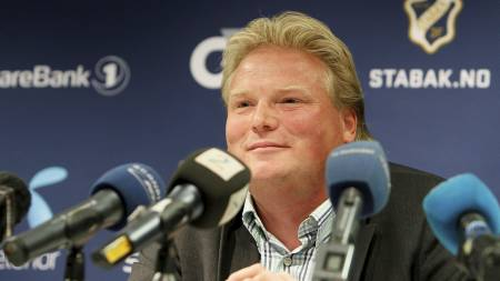 Jörgen Lennartsson (Foto: Aas, Erlend/SCANPIX)