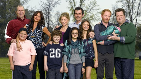 En moderne familie (Foto: 20th Century Fox/TV4)