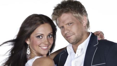 Håvard Lilleheie og Elena Bokoreva wiulsrud (Foto: Bjørgli & Bergersen )