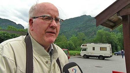 Hans S. Haugse (Foto: TV 2)
