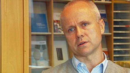Steinar Bygdås - Prosjektleder, Statnett (Foto: TV 2)