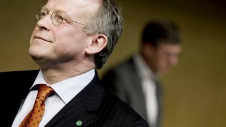 - POLITISK OPPFØLGING: Landbruks- og matminister Lars Peder Brekk (Sp) sier at utvalgets funn vil få politisk oppfølging. (Foto: Roald, Berit/Scanpix)