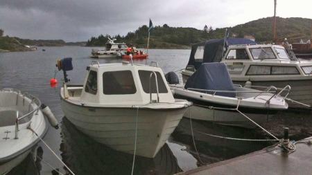 Båthavn Nedre Farestad (Foto:   MMS: Connie Bentzrud/TV 2)