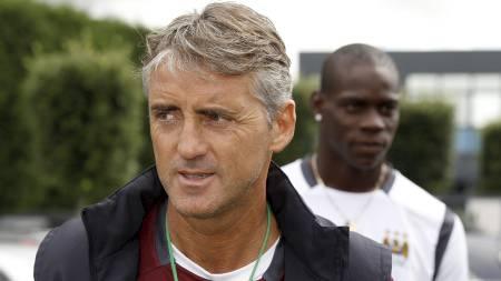 Roberto Mancini (Foto: PHIL NOBLE/Reuters)