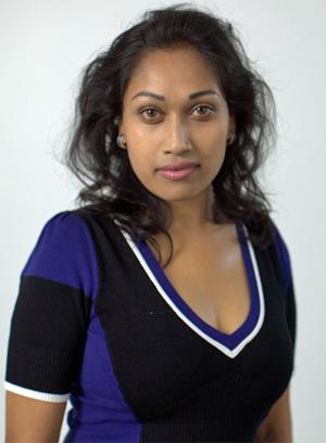 Saera Khan, Happy Day, førbilde (Foto: Harald Bø)