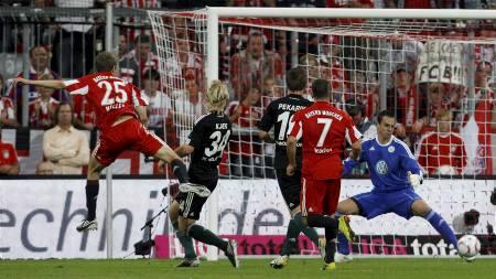 Thomas Müller (Foto: MICHAELA REHLE/Reuters)