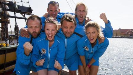 team thomas camp senkveld (Foto: Thomas Reisæter)
