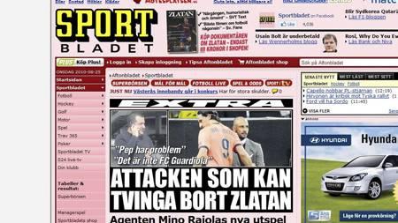 Skjermdump Aftonbladet.se (Foto: Faksmilie (Aftonbladet.se)/)