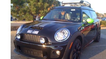 Mini rally edition