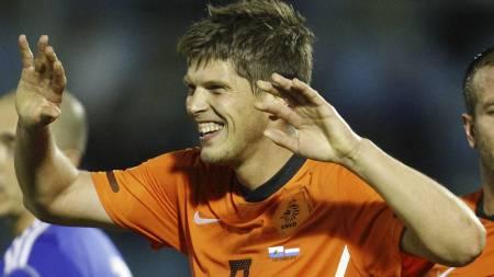 Klaas Jan Huntelaar (Foto: Antonio Calanni/Ap)