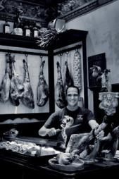 Juan Monge på sjarmerende La Fragua De Vulcano.