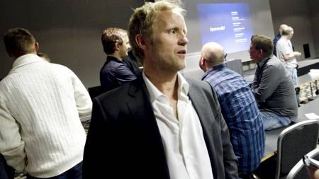 Øyvind Alsaker. (Foto: Holm, Morten/SCANPIX)