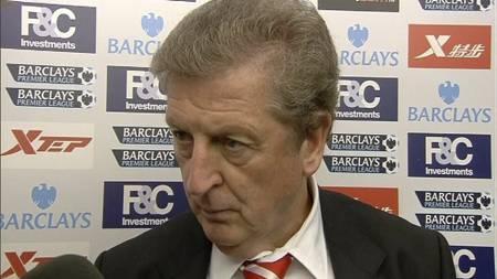 Roy Hodgson. (Foto: TV 2/)