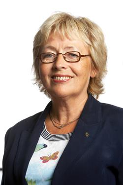 AMNESTI: Lise Halvorsen i Skatteetaten. (Foto: skatteetaten.no)