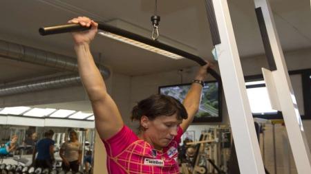 Bjørgen er allerede en OL-gigant. Som første norske kvinne har hun tatt tre gull i OL-langrenn. Et nytt gull gjør henne også til eneste langrennsløper med fire titler i samme OL.  (Foto: Terje Bendiksby)