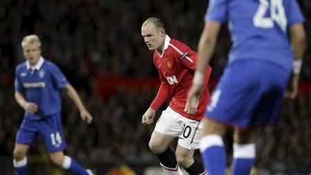 Rooney Rangers (Foto: Jon Super/Ap)