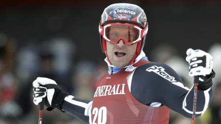 Aksel Lund Svindal (Foto: Olsen, Geir/Scanpix)