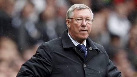Alex Ferguson (Foto: PHIL NOBLE/Reuters)