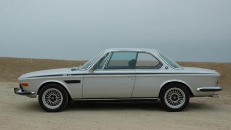 BMW E9, en 3-liter CSL fra 1973.