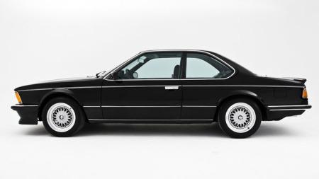 Dette er BMW 6-serie E24 (1976-1989)