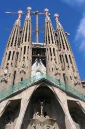 Sagrada Familia  (Foto: Wikimedia)