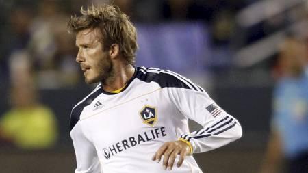 David Beckham (Foto: Lori Shepler/Ap)