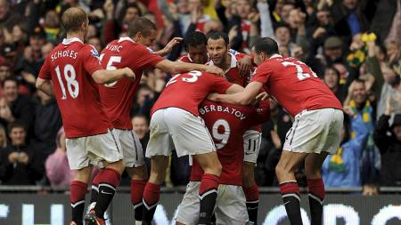 Manchester United (Foto: Gareth Copley/Pa Photos)