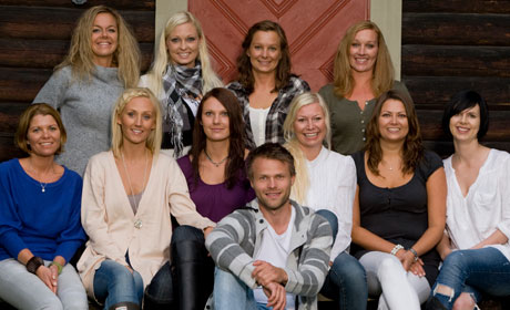andresdamer (Foto: Odd-Steinar Tøllefsen / TV 2)