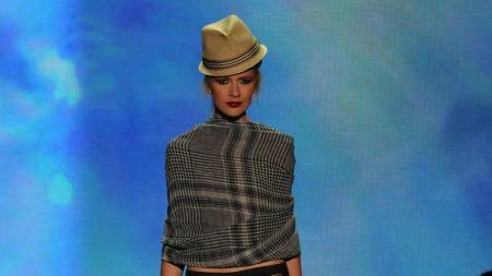 Fra Gwen Stefanis visning under New York fashion week