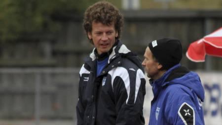 TROR PÅ MEDALJE: Dan Eggen. (Foto: Frode Olsen/)