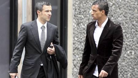 BEBE-AGENT: Jorge Mendes er agenten til blant annet Manchester Uniteds Nani. (Foto: Eamonn and James Clarke/Pa Photos)