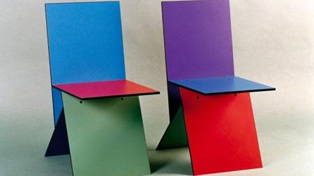 Vilbert Panton stol, designet for IKEA 1993/94 (Foto: Panton Design, Basel)
