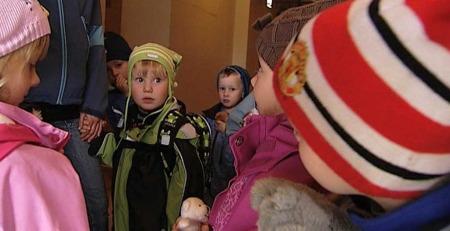 Bjerkaker barnehage i Tromsø. (Foto: Anders Mildestveit   / TV 2)